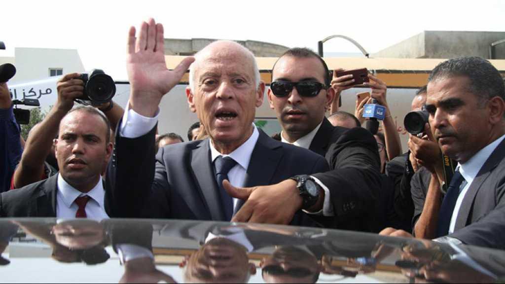 Tunisie: Élu président avec plus de 75% des voix, Kais Saied remercie les jeunes