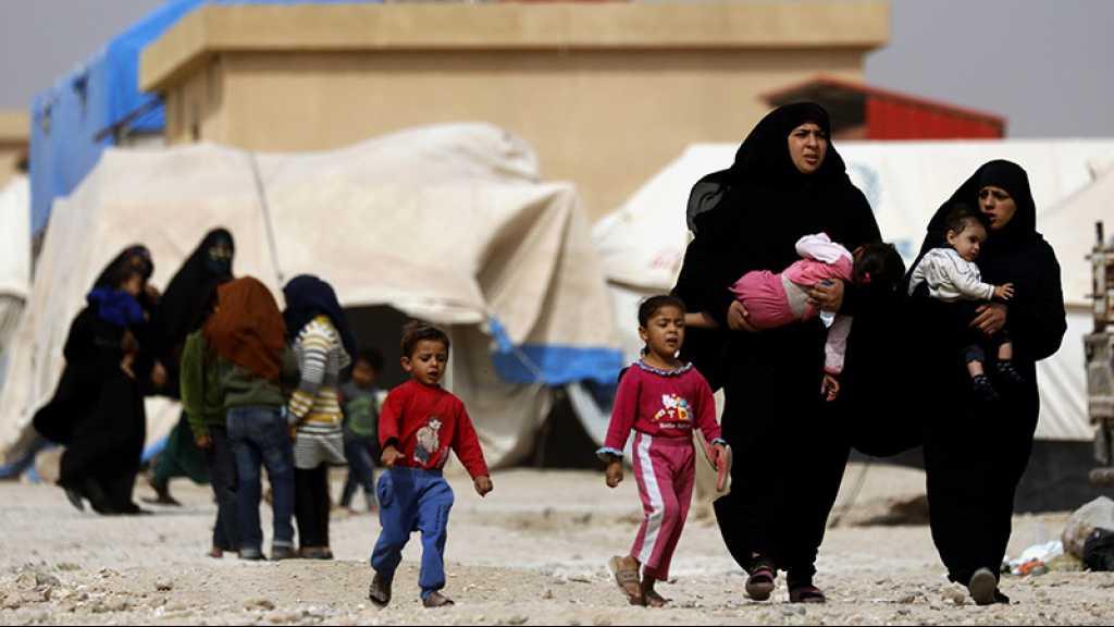 Syrie: des familles appellent «d'urgence» au rapatriement de terroristes français