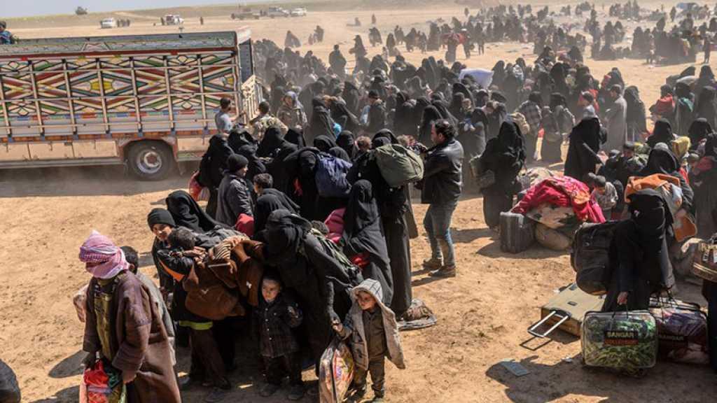 Fuite de 800 proches de terroristes en Syrie: la crainte d'une résurgence de «Daech»