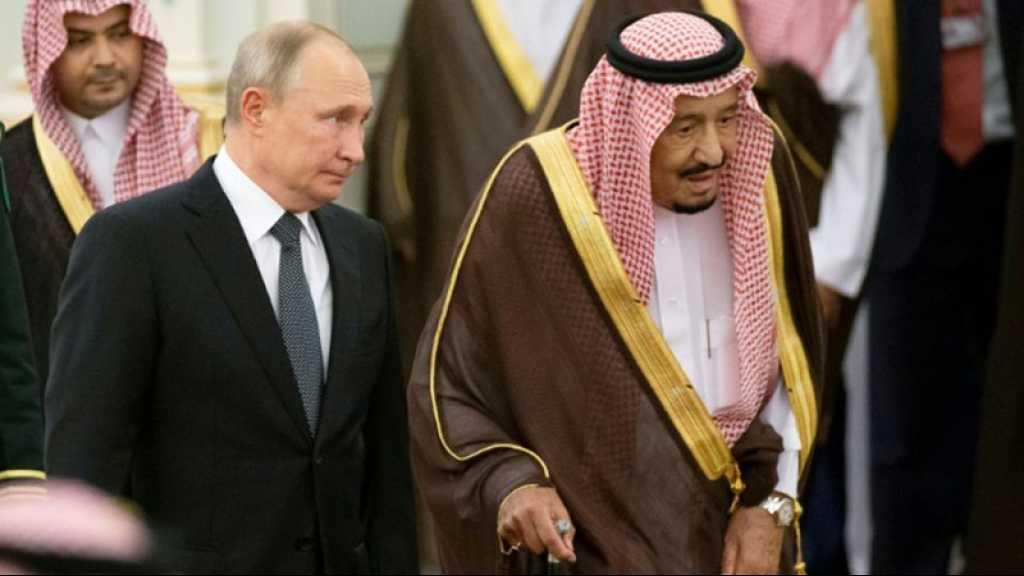 La Russie et l'Arabie saoudite scellent leur entente pétrolière