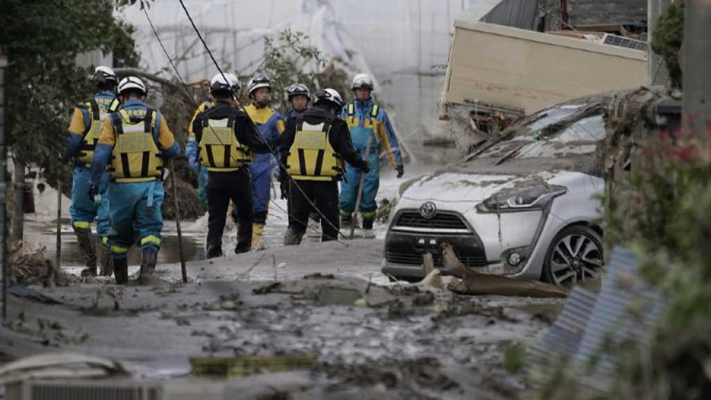 Typhon Hagibis: près de 70 morts au Japon, les secours s'activent toujours