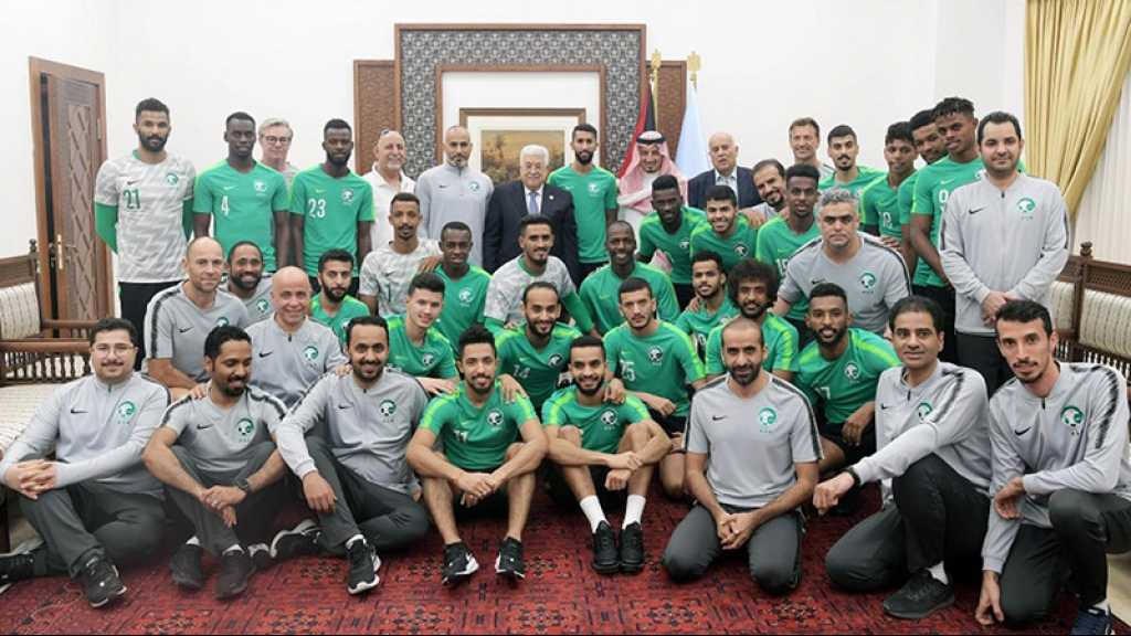 Palestine-Arabie Saoudite: quand le football rencontre la diplomatie