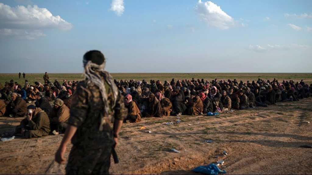 Syrie: l'ONU s'inquiète du «risque de dispersion» des prisonniers terroristes