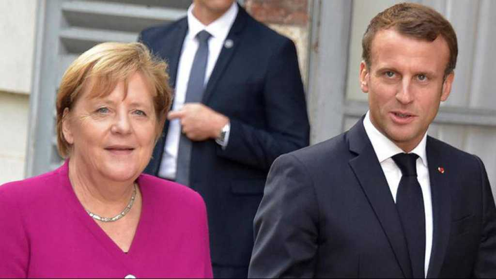 Brexit: Macron et Merkel optimistes, prêt à «endosser un accord» jeudi
