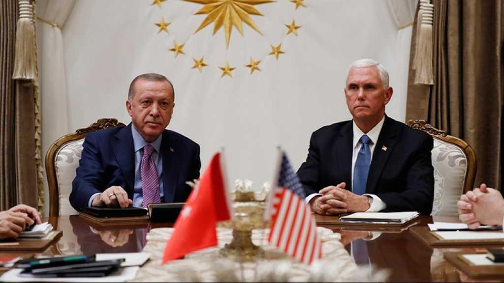 Syrie: la Turquie et les États-Unis concluent un accord de cessez-le-feu de 5 jours