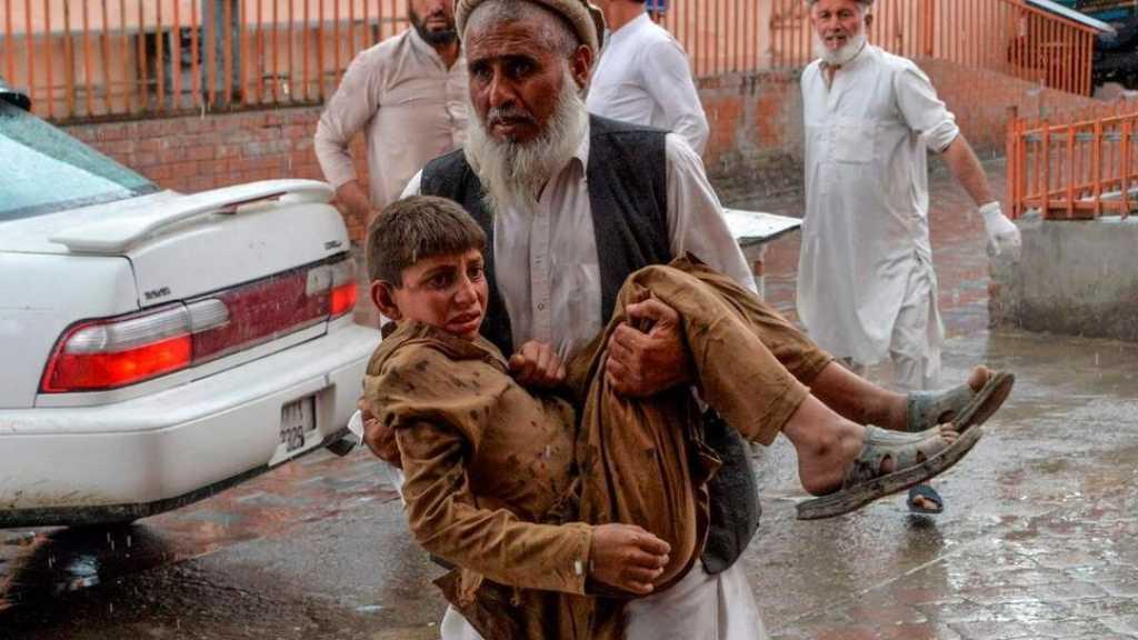 Afghanistan: 62 victimes lors d'une attaque meurtrière contre une mosquée