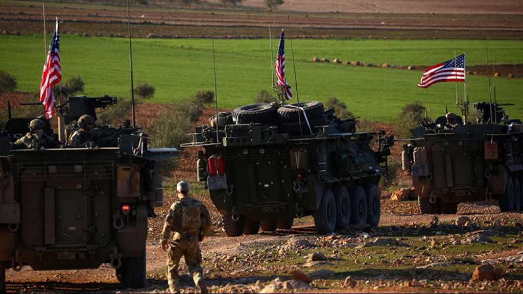 Les troupes américaines quittent la Syrie pour l'Irak
