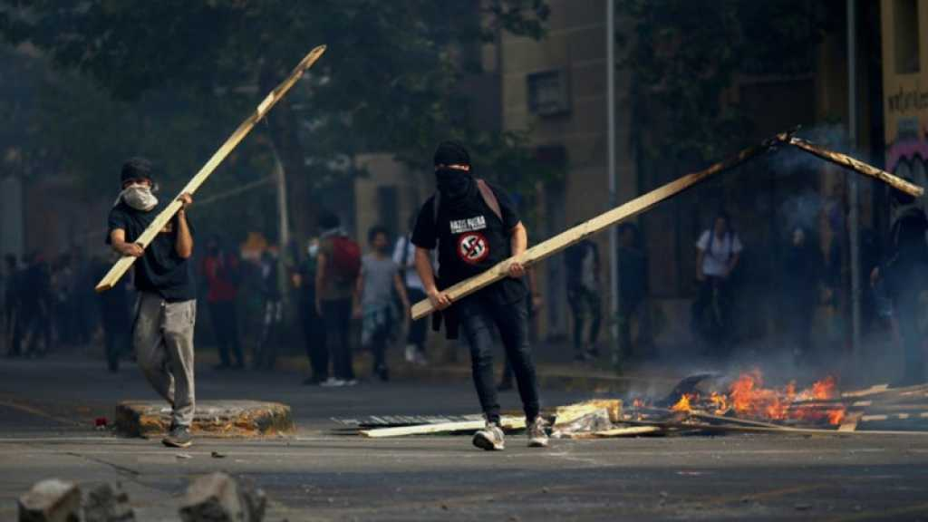 Chili : 7 morts dans les émeutes, le président déclare le pays «en guerre»