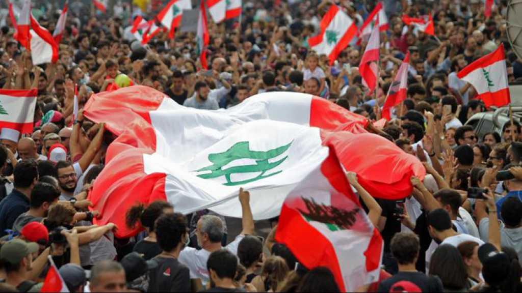 Liban: des dizaines de milliers de manifestants dans la rue, ingérence flagrante des USA