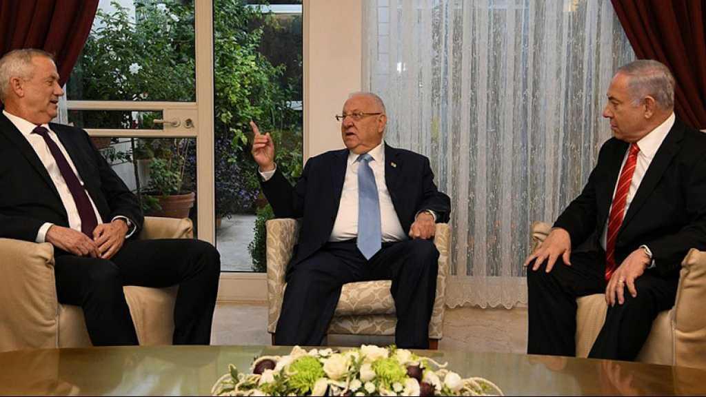 «Israël»: Netanyahu renonce à former un «gouvernement», Gantz mandaté