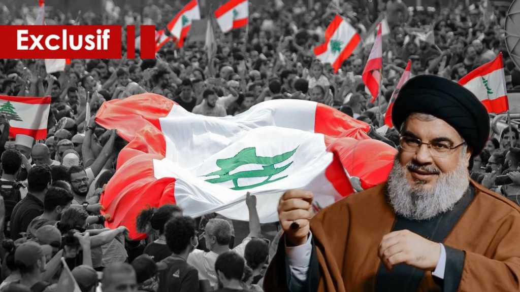 Sayed Nasrallah aux manifestants libanais: Nous tous respectons votre choix de protester (vidéo)