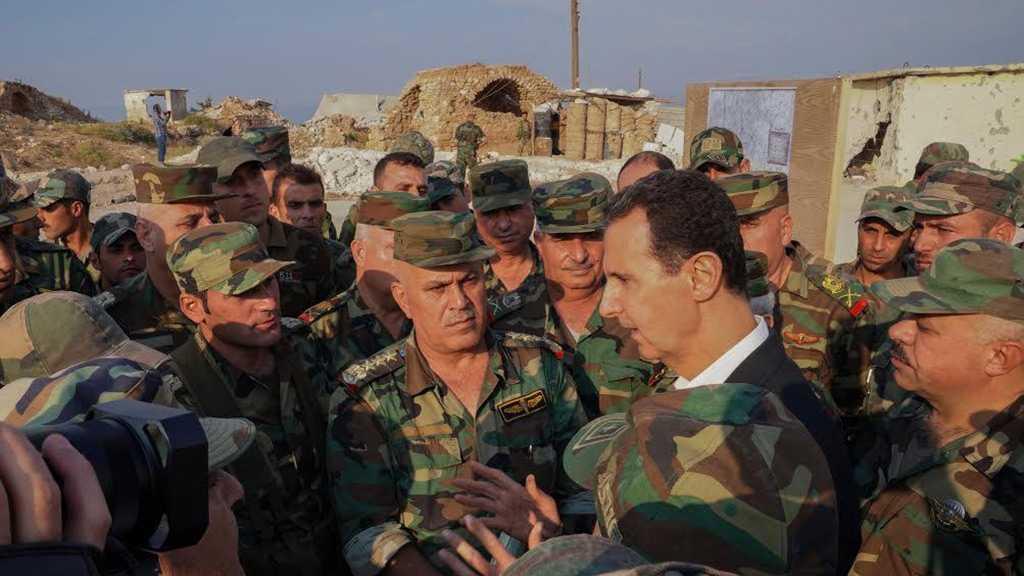 Selon Assad, la bataille d'Idleb est cruciale pour mettre fin à la guerre