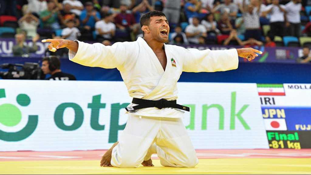 La Fédération iranienne suspendue pour avoir refusé d'affronter des judokas israéliens