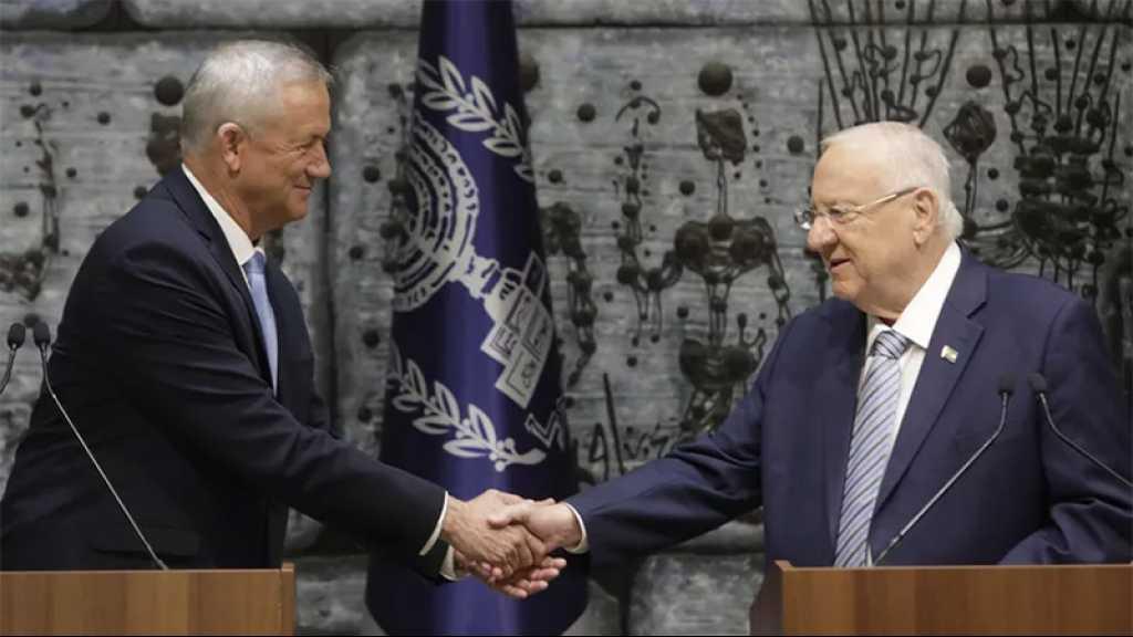 «Israël»: Gantz officiellement chargé de former un «gouvernement», rencontre prévue avec Netanyahu