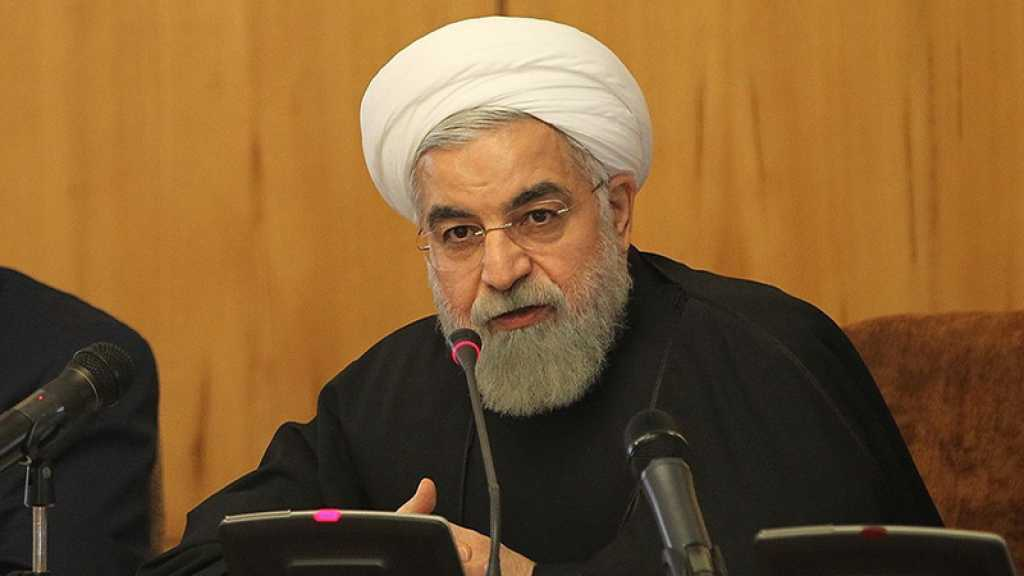 Rohani: Malgré les pressions, l'Iran est un État qui fait l'objet de toutes les négociations à New York