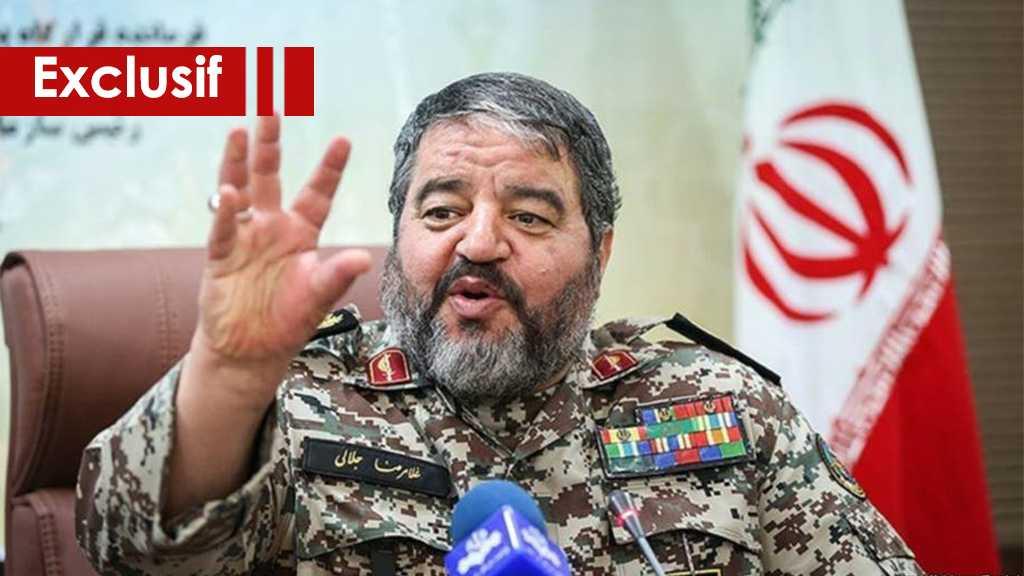 Le président de l'Organisation de la défense civile iranienne à AlAhed: Nous avons fait échec aux plans de l'ennemi