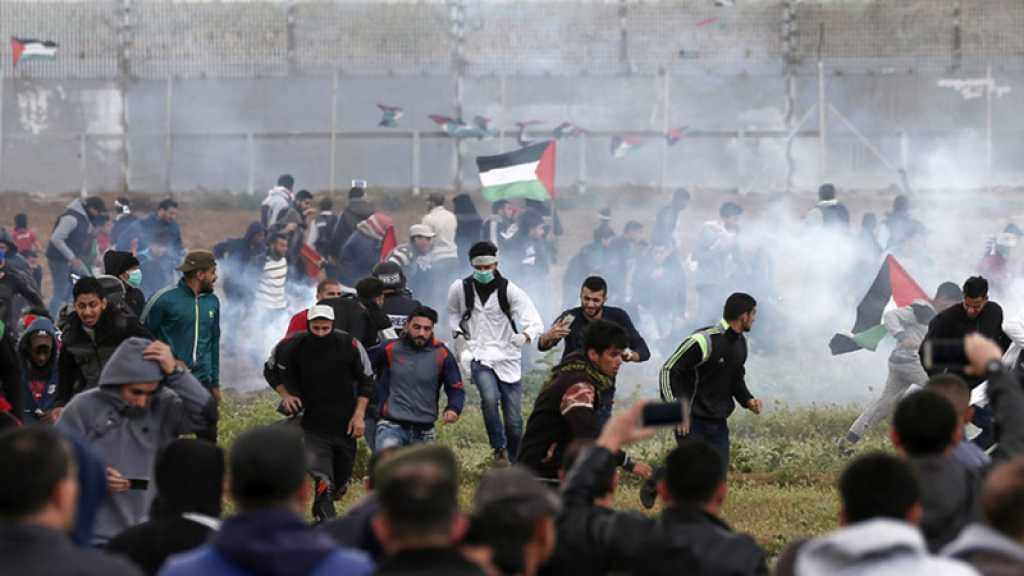 Gaza: plusieurs milliers de Palestiniens manifestent à la frontière