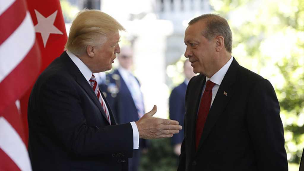 Washington à Ankara: «n'activez pas les S-400 russes, vous échapperez aux sanctions»