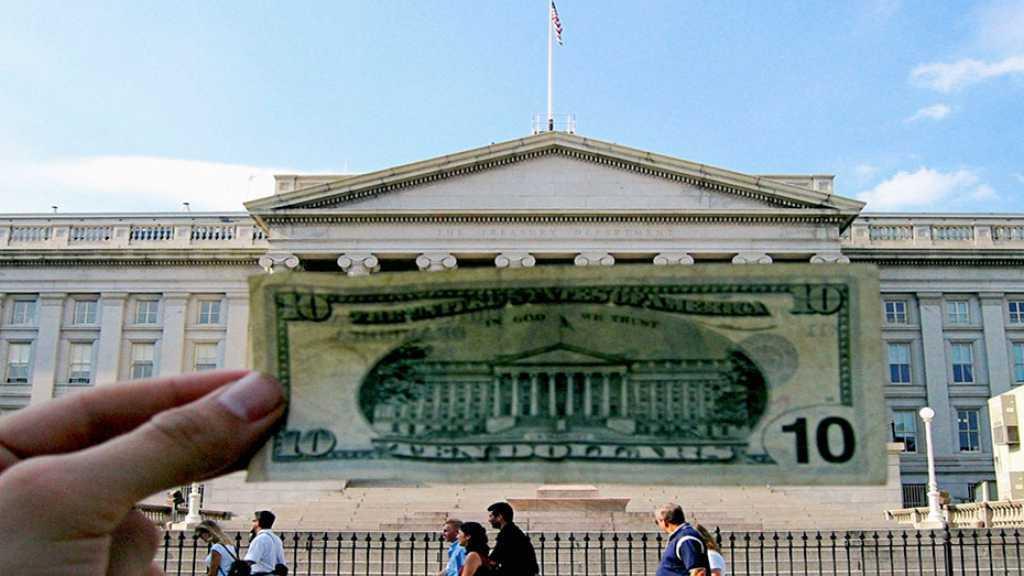 Le déficit budgétaire américain frôle les 1.000 milliards de dollars en 2019