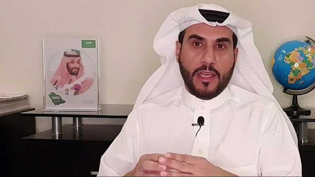 Un journaliste saoudien appelle «Israël» à chasser les Palestiniens vers la Jordanie