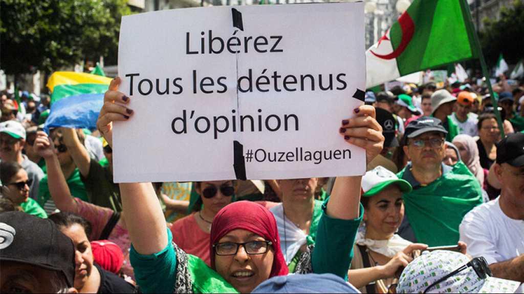 Algérie: l'armée écarte toute libération de manifestants détenus