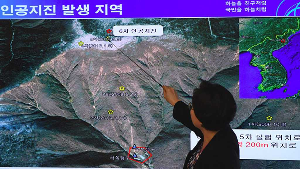 La Corée du Nord tire un projectile non identifié