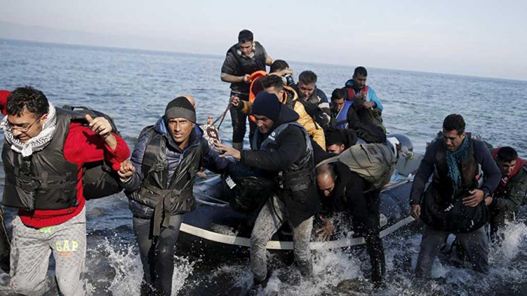 La situation des migrants sur les îles grecques est «explosive» (Conseil de l'Europe)