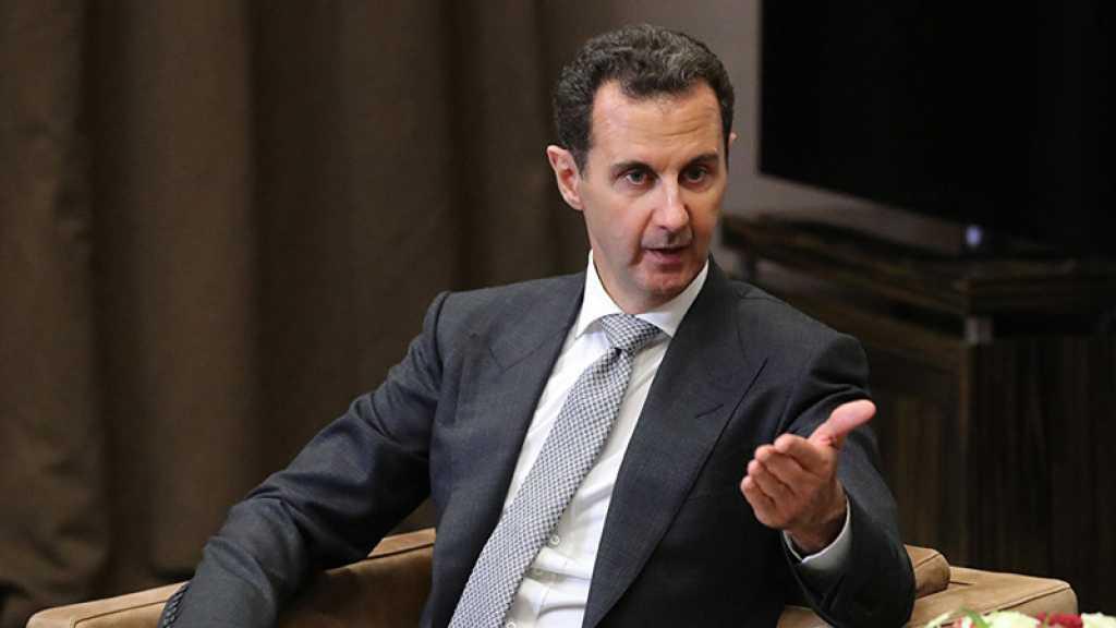 Trump est le meilleur Président de l'histoire des États-Unis, selon Assad