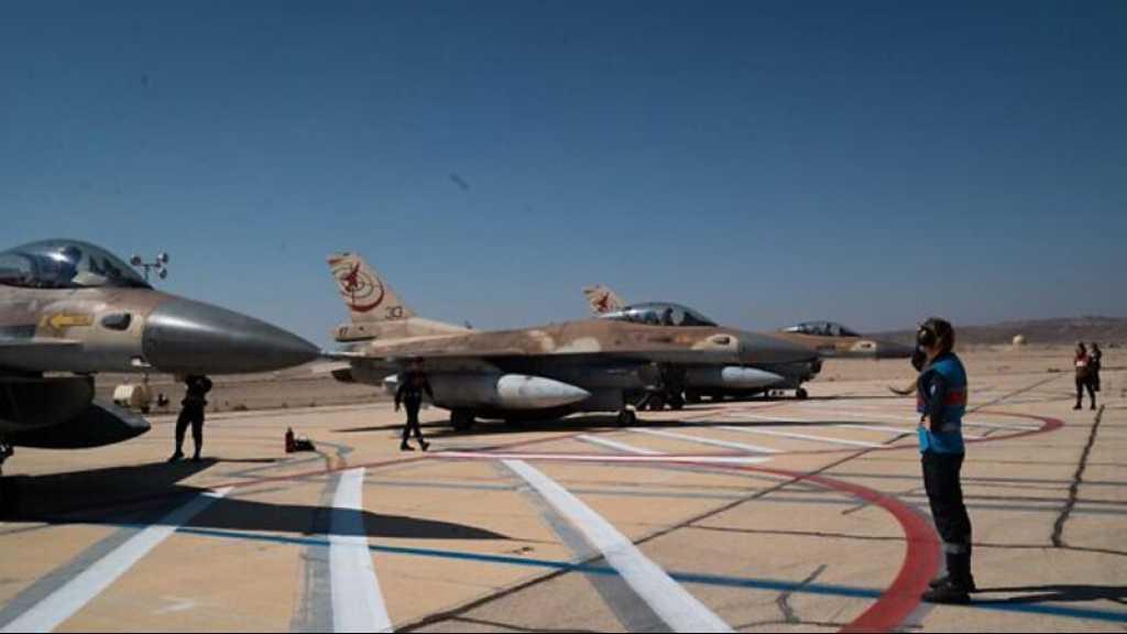 «Israël» sera l'hôte d'un important exercice aérien avec, une première, ses F-35