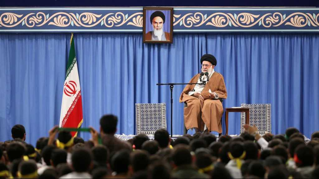 Sayed Khamenei redit son opposition à tout dialogue avec Washington