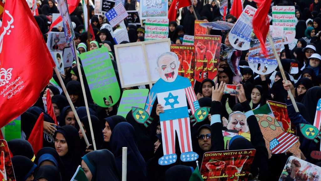 «Mort à l'Amérique et à Israël»: l'Iran célèbre la prise d'otages de l'ambassade US en 1979