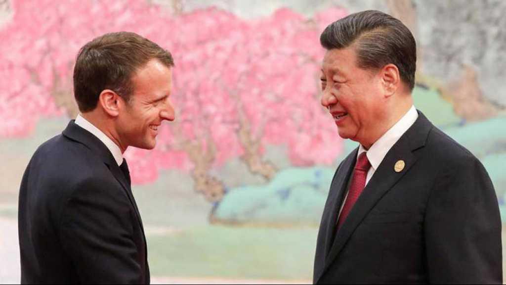 Macron plaide à Shanghai pour un accord «qui préserve les intérêts» des autres pays
