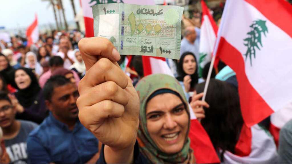Liban: Moody's abaisse la note de la dette, sur fond de contestation
