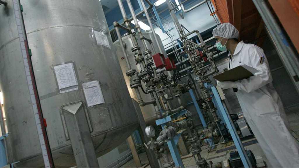 L'Iran a entamé l'enrichissement d'uranium en injectant du gaz dans les centrifugeuses à Fordo