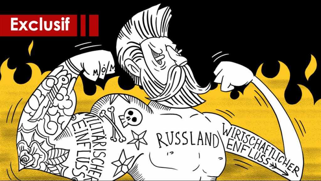 La montée de la Russie dans le monde