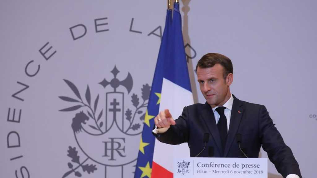 Macron juge l'Otan en état de «mort cérébrale», l'UE «au bord du précipice»
