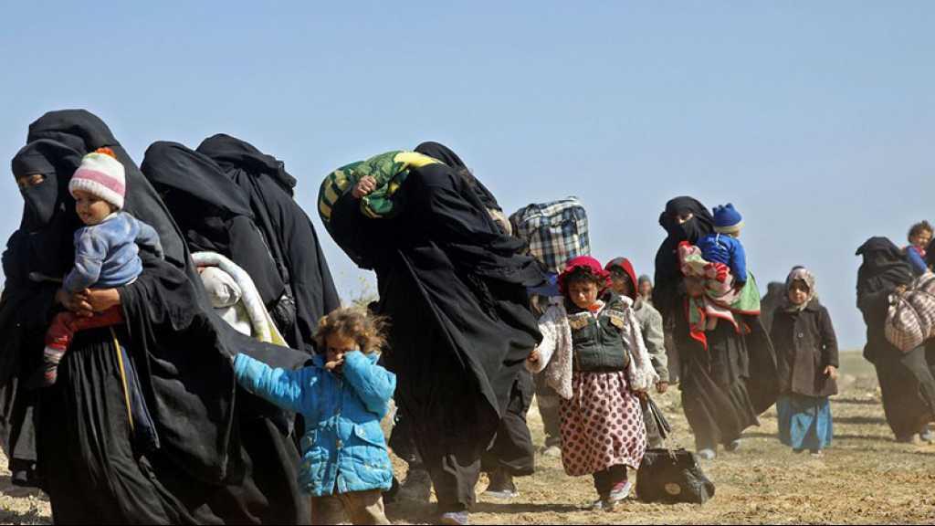 Syrie: Moscou craint le retour de 2000 proches de terroristes