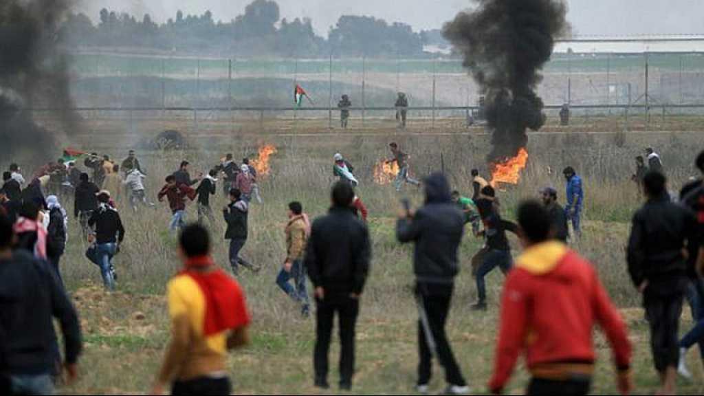Gaza: plus de 6.000 manifestants palestiniens à la frontière