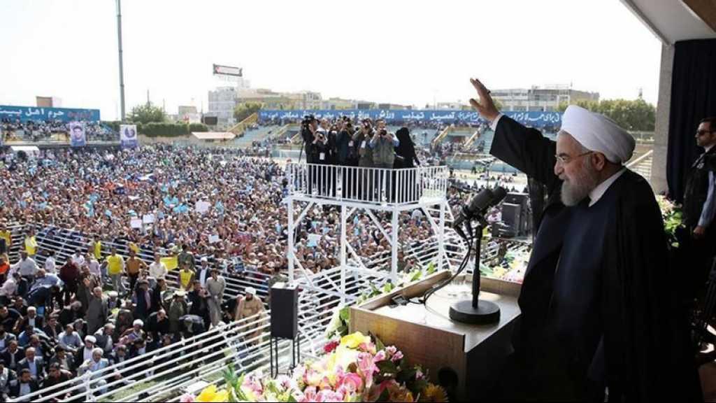 Iran: Rohani annonce la découverte d'un gisement pétrolier majeur