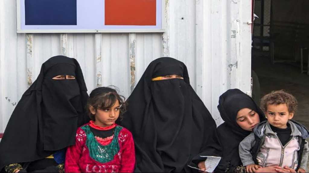 Syrie: des femmes de terroristes disent vouloir rentrer en France