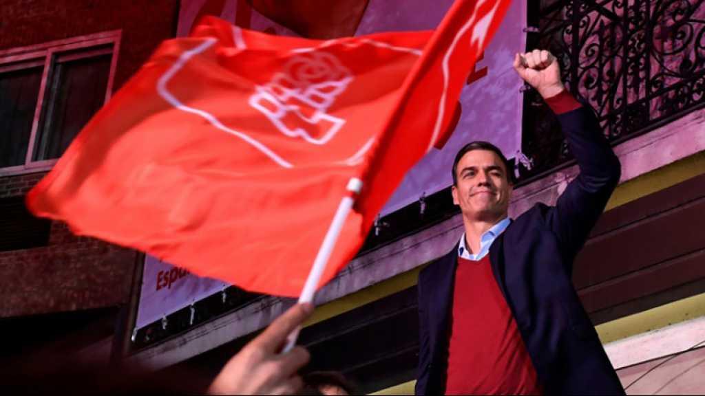 Législatives en Espagne: Sanchez vainqueur affaibli, bond de l'extrême droite