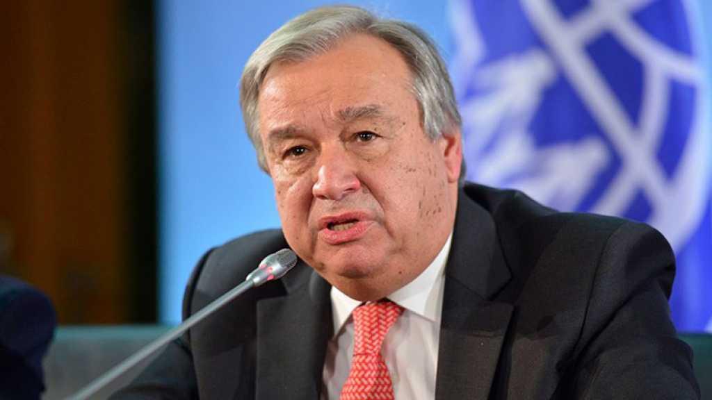 Terroristes étrangers: une «responsabilité commune internationale», selon Guterres