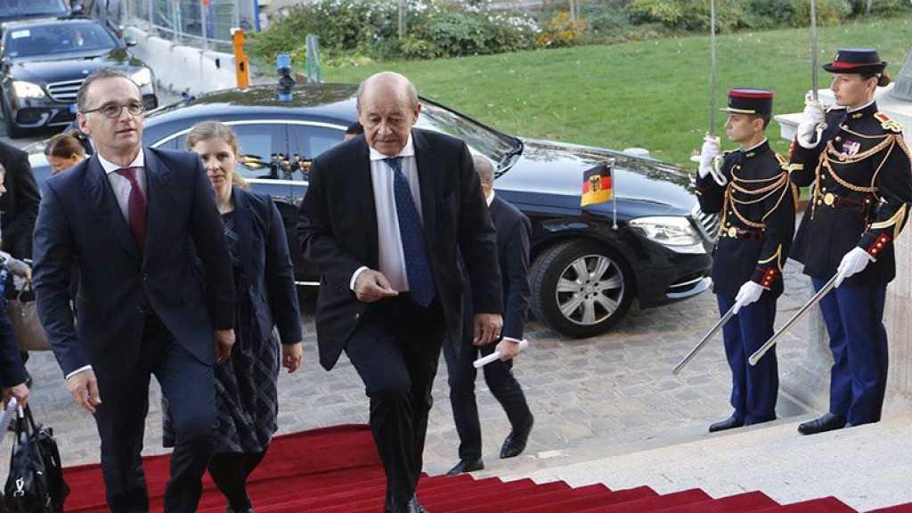 Nucléaire: des pays européens, dont la France, se disent prêts à examiner tous les mécanismes de l'accord de Vienne