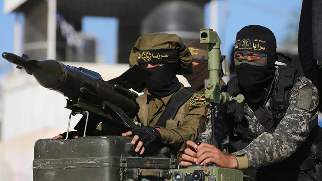 Gaza: 22 martyrs, la riposte palestinienne continuera, affirment les Brigades d'Al-Qods