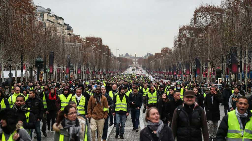 «Gilets jaunes»: un an après, 55% des Français approuvent la mobilisation