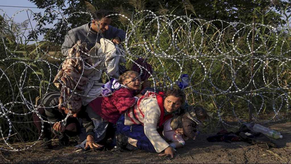 Entre 4 et 5 millions d'étrangers illégaux en Europe, selon une étude américaine