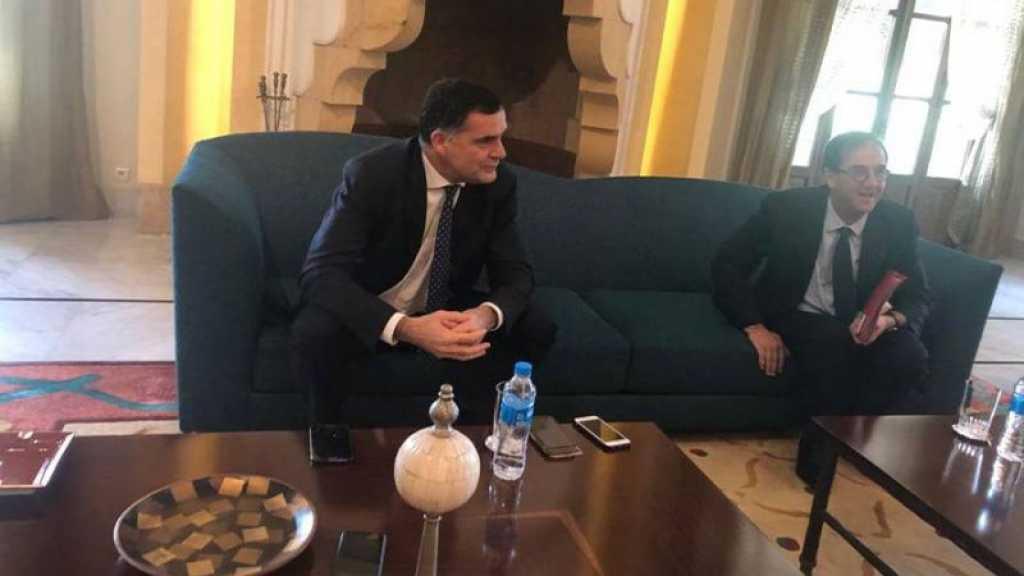 Gouvernement : la solution doit venir des Libanais eux-mêmes, affirme l'émissaire français