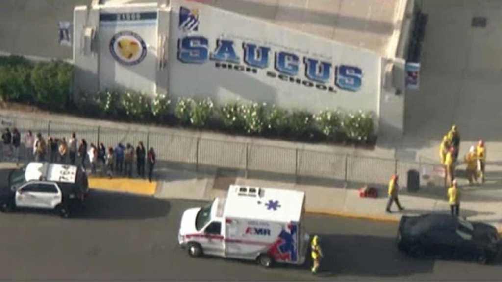USA: fusillade dans un lycée près de Los Angeles, au moins deux morts