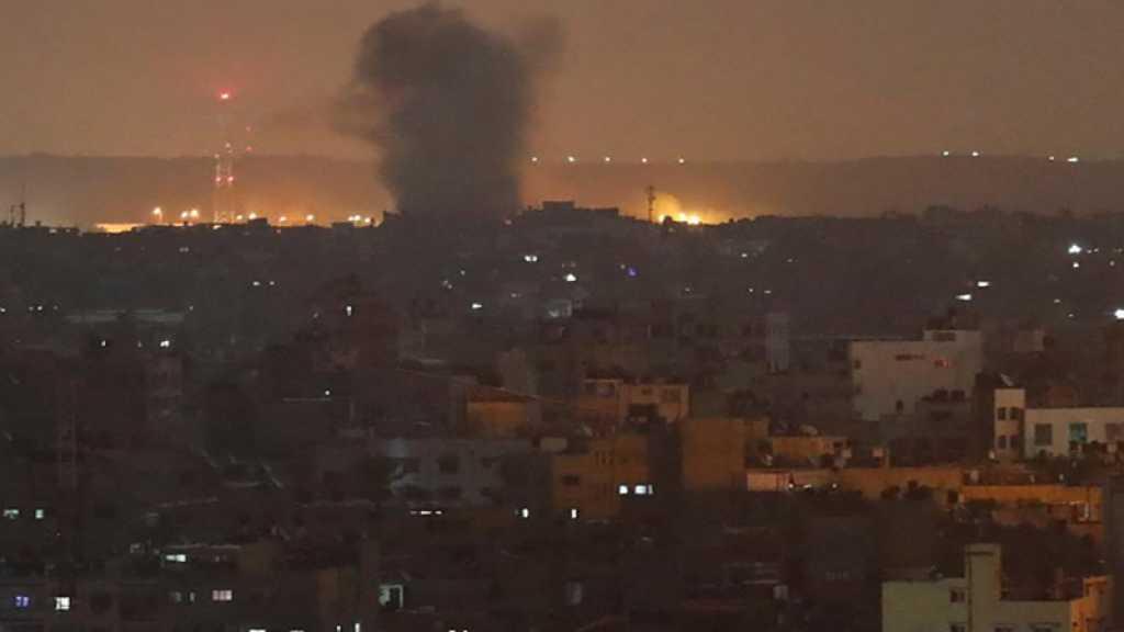 Malgré le cessez-le-feu, nouvelles frappes d'«Israël» contre le Jihad islamique à Gaza