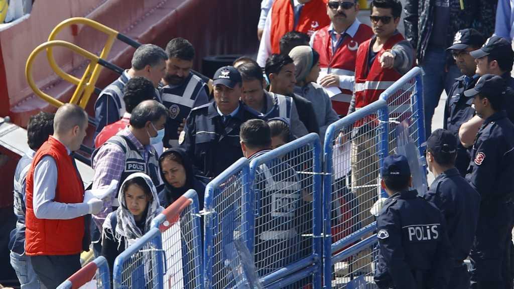50000 migrants expulsés d'Istanbul depuis juillet